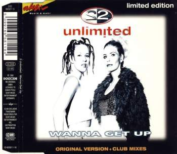 2 UNLIMITED - Wanna Get Up - MCD