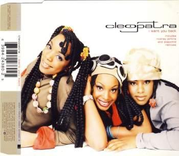 CLEOPATRA - I Want You Back - CD Maxi