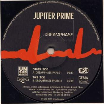 Jupiter Prime - Dreamphase