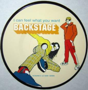 Backstage - I Can Feel What You Want