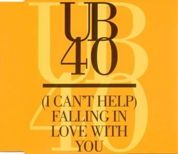 UB 40 - (I Can't Help) Falling In Love - CD Maxi