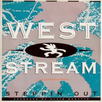 WEST STREAM - Steppin' Out - Maxi x 1