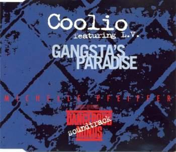 COOLIO - Gangsta's Paradise - CD Maxi