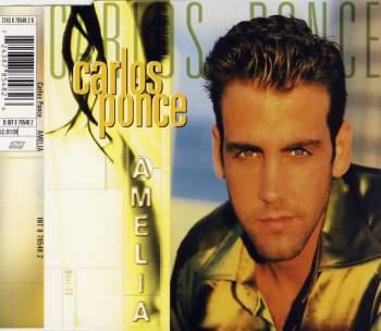 PONCE, CARLOS - Amelia - CD Maxi