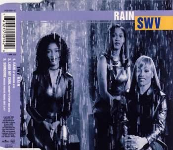 SWV - Rain - CD Maxi