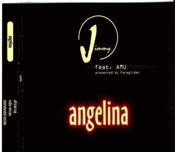JIMMY FEAT. AMU - Angelina - CD Maxi