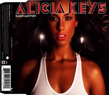 KEYS, ALICIA - Superwoman - CD Maxi