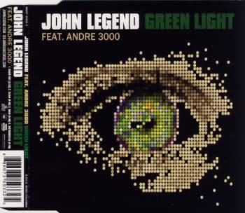 LEGEND, JOHN - Green Light (feat. Andre 3000) - CD Maxi