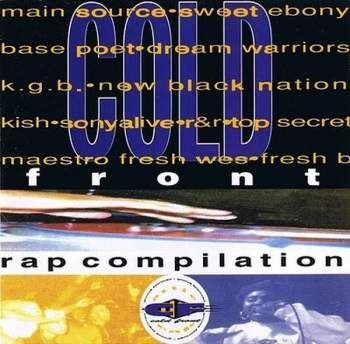 Various - Cold Front Rap Compilation