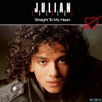 JULIAN - Straight To My Heart - Maxi x 1
