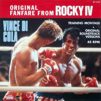 DiCola, Vince - Fanfare From Rocky IV