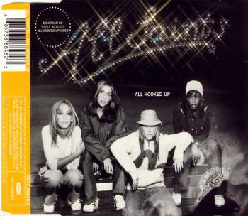 ALL SAINTS - All Hooked Up - CD Maxi