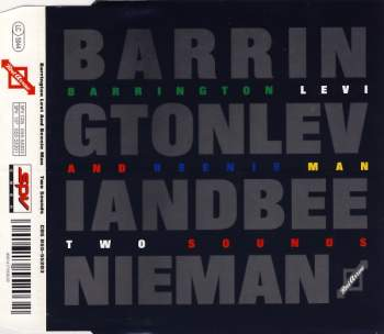 LEVY, BARRINGTON & BEENIE MAN - Two Sounds - CD Maxi