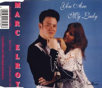 ELROY, MARC - You Are My Lady - CD Maxi