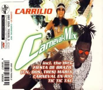 CARRILIO - Carneval Mix - CD Maxi