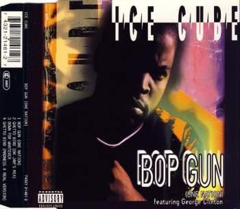 ICE CUBE - Bop Gun (One Nation) - CD Maxi