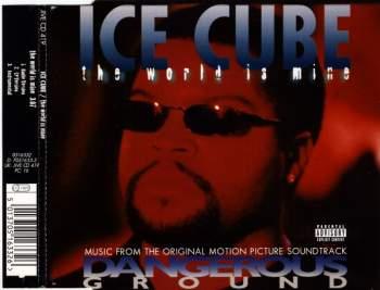 ICE CUBE - The World Is Mine - CD Maxi