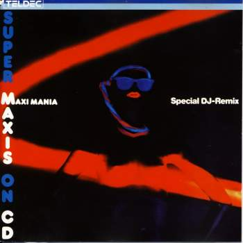 Various - Super Maxis On CD