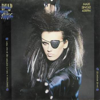 DEAD OR ALIVE - You Spin Me Round (Like A Record) - Maxi x 1