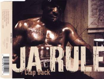 JA RULE - Clap Back - CD Maxi