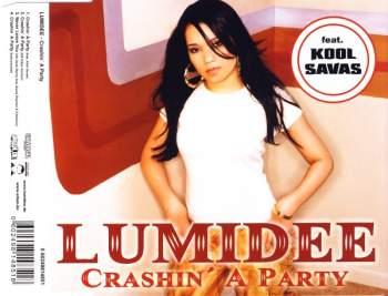 LUMIDEE - Crashin' A Party - CD Maxi
