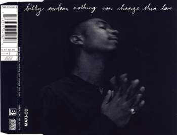 MCLEAN, BITTY - Nothing Can Change This Love - CD Maxi