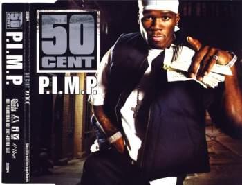 50 CENT - P.I.M.P. - CD Maxi