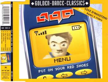 AGO - Put On Your Red Shoes - CD Maxi