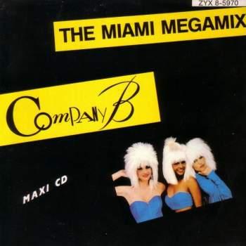 COMPANY B - Miami Megamix - CD Maxi