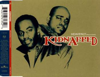 KIDNAPPED - Heavenly (Rose Of Dublin) - MCD