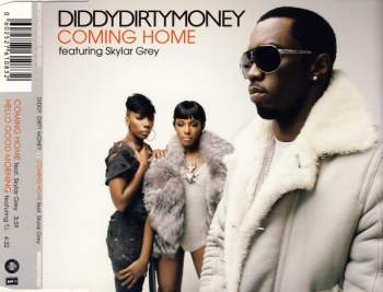 DIDDY / DIRTY MONEY - Coming Home - CD Maxi