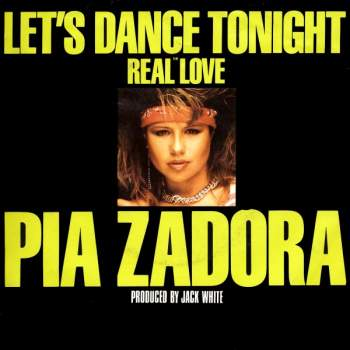 Zadora, Pia - Let's Dance Tonight