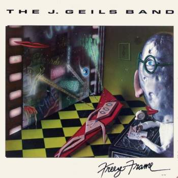 Geils Band, J. - Freeze Frame