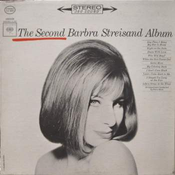 Streisand, Barbra - The Second Barbra Streisand Album