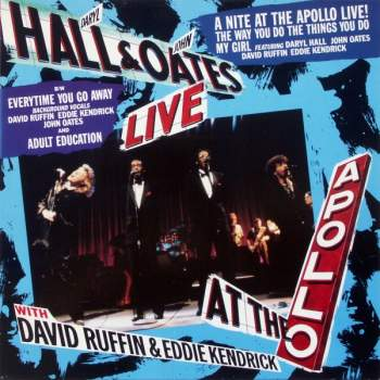 Hall & Oates - A Nite At The Apollo Live