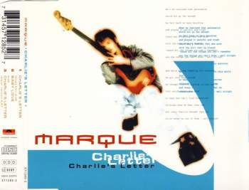 Marque - Charlie's Letter