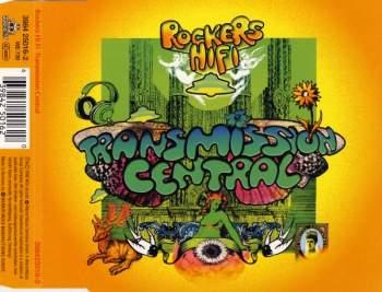 ROCKERS HIFI - Transmission Central - CD Maxi