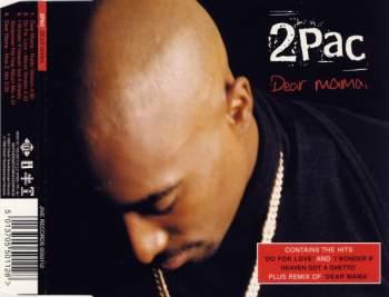 2-PAC - Dear Mama - CD Maxi