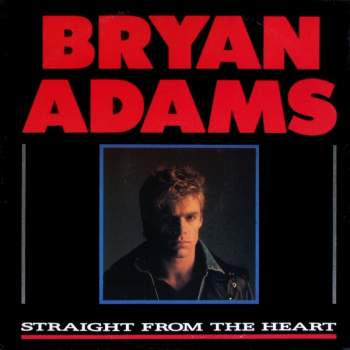 Adams, Bryan - Straight From The Heart