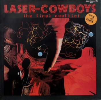 Laser Cowboys - Ultra Warp The Final Conflict