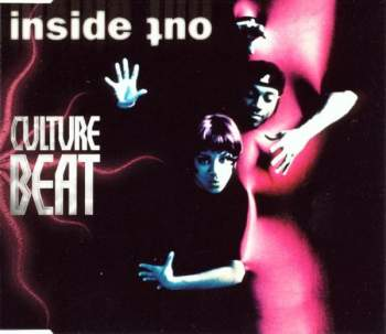 CULTURE BEAT - Inside Out - CD Maxi