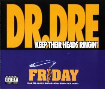 DR. DRE - Keep Their Heads Ringin' - CD Maxi