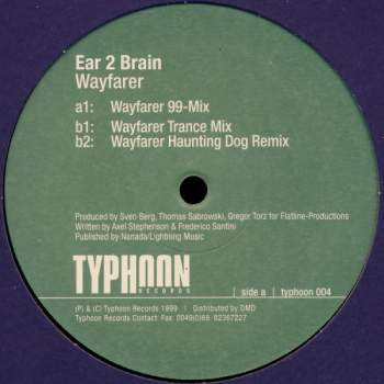 Ear 2 Brain - Wayfarer
