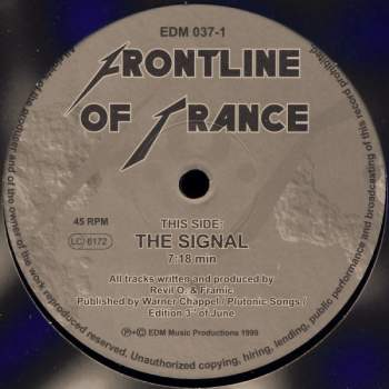 Frontline Of Trance - The Signal