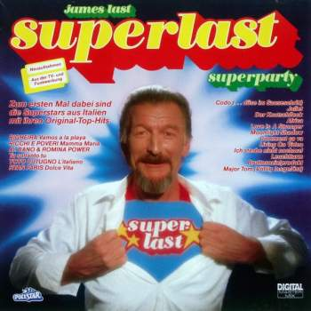 Last, James - Superlast