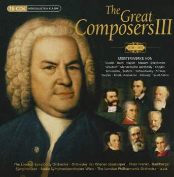 Various - The Great Composers III