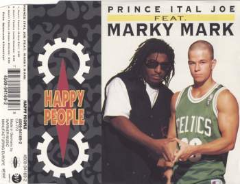 PRINCE ITAL JOE FEAT. MARKY MARK - Happy People - MCD