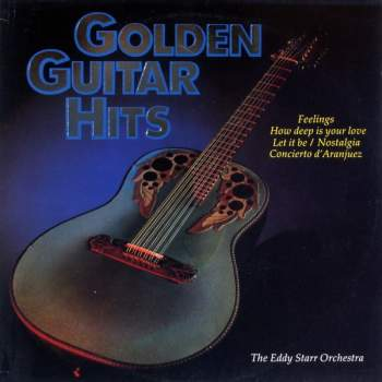 Eddy Starr Orchestra - Golden Guitar Hits