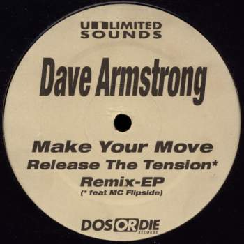 Armstrong, Dave - Make Your Move / Release The Tension Remix EP