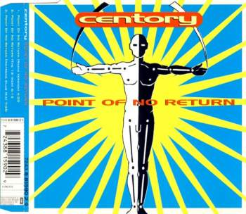 CENTORY - Point Of No Return - CD Maxi